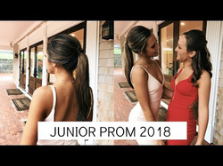 MY PROM LOOK FOR UNDER $100 | JUNIOR PROM 2018