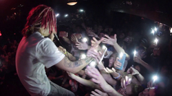 "Lil Pump - D Rose. LIVE. ORLANDO FL. ""CROWD GOES WILD!"""