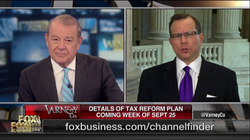 Trump needs to pass a budget before tax reform, Chad Pergram says