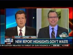 Neil Cavuto and Chad Pergram Discuss Federal Fumbles on Fox News