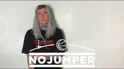 Ghostemane on  No Jumper  ​