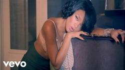 """Daphne Joy appears in                                Rihanna                              's """"                               Hate That I Love You                              """" (feat.                               Ne-Yo                              )"""