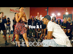 "John Legend - ""You & I"" - Phil Wright Proposes To His Girlfriend 