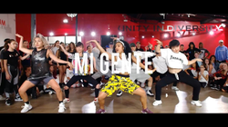 "J Balvin - ""Mi Gente"" | Phil Wright/Chris Gayle Choreography | Ig : @phil_wright_"