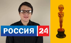 BadComedian: I work on the channel RUSSIA 24 on YouTube