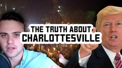 """The Truth About Charlottesville   """"Unite the Right"""" as told by James Allsup, one of the attendees of the Alt right ."""