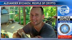People of crypto - Alexander Bychkov