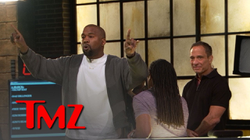 "Kanye West Stirs Up TMZ Newsroom Over Trump, Slavery, Free Thought (via                               TMZ                              ​); he says 400 years of slavery sounding like a ""choice"" around the 1:14 mark"