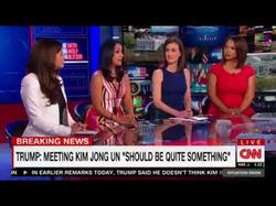 Sabrina Siddiqui Discusses Trump & North Korea on CNN's Situation Room