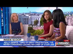Sabrina Siddiqui Discusses John Kelly's Comments On Immigrants on Andrea Mitchell Reports