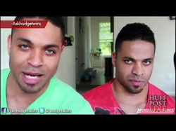 Huffington Post Live with the Hodge Twins (October 18, 2013)