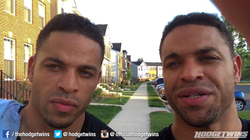 """Hodge Twins answer the question, """"Do the Hodgetwins Live Together?"""" (video uploaded in 2014)"""