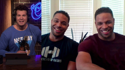 Hodge Twins on Louder with Crowder (uploaded October 14, 2017)