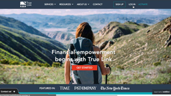 True Link Financial: Log in: Cardholders