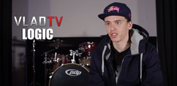 Logic talks about when he first met Chris Zarou (via VladTV)