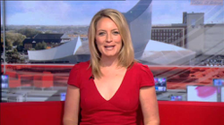 Beccy Meehan - North West Tonight 08Jun2013