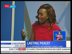 Dr.Wandia Njoya on KTN Kenya: The agreement between Raila -Uhuru was between two men and personal