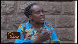 I Lead Africa with Dr. Wandia Njoya - ideas on Democracy and Pan- Africanism (W TV Kenya)