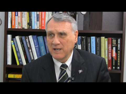 Will Cain interviews                               Jon Kyl                               on                                                Off the Page                                                  (circa 2009)