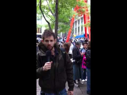Occupy Wall Street: Rob Jacobson Report.