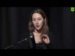 YouTube - Eva Bartlett speaks on North Korea & Syria (FULL)