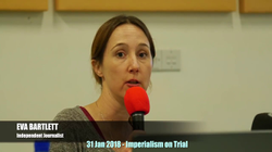 YouTube - Imperialism on Trial – Eva Bartlett