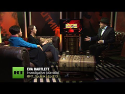 YouTube - Eva Bartlett interview with George Galloway on Sputnik News