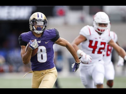 "Dante Pettis Highlights |Washington Wide Receiver| ""I promise to be great"""