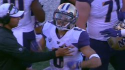 Washington's Dante Pettis Scores Game-Winning TD on Punt Return