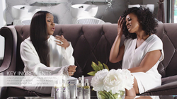 The Mane Choice | CEO & Founder, Courtney Adeleye & Malaysia Pargo Talk: Heavenly Halo Collection