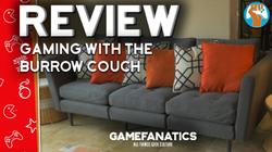 A review of Burrow sofa.