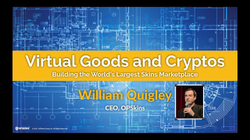 Virtual Goods and Cryptos: An Introduction by William Quigley | OPSkins/WAX CEO
