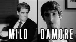 Milo Yiannopolos                              interviews James Damore; he describes                               YouTube                              ​'s AI social justice bots