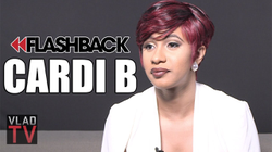 Cardi B on Becoming a Dancer to Escape Domestic Violence (VladTV interview from 2016)