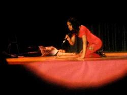 Cardi B in her high school talent show (circa 2010)