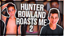 Hunter Rowland roasts RiceGum again (diss track)