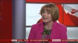 BRANWEN JEFFREYS:- BBC World News