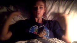 Muzzing to 'Catch my diesease' video by Indira lauren