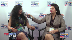 TiEcon 2014: Interview with Sweta Patel