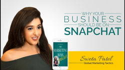 MBP013: Optimizing Snapchat For Your Business With Sweta Patel