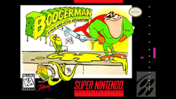 Is Boogerman [SNES] Worth Playing Today? -                               SNESdrunk.