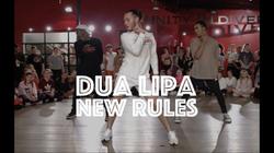 Dua Lipa - New Rules | Hamilton Evans Choreography