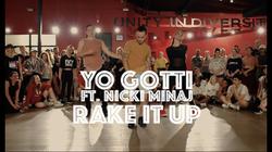 Yo Gotti - Rake It Up ft. Nicki Minaj | Hamilton Evans Choreography