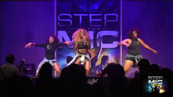 Carol Cake at Step To The Mic House Of Blues 2017