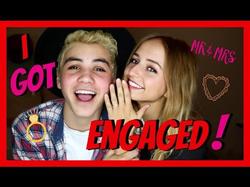 """""""I GOT ENGAGED"""" (via Sam Pottorff)"""