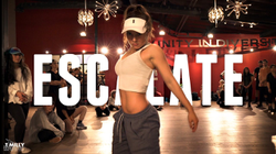 Tsar B - Escalate - Choreography by Alexander Chung - ft Jade Chynoweth - Filmed by @TimMilgram