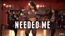 Needed Me - @Rihanna - Choreography by Eden Shabtai - Filmed by @TimMilgram