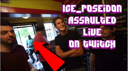 Assaulted during a live stream
