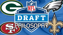 NFL Network's                               Daniel Jeremiah                              ​, Cynthia Frelund,                               Steve Mariucci                              ​, and                               Bucky Brooks                              ​ discuss which NFL team has the best draft philosophy.
