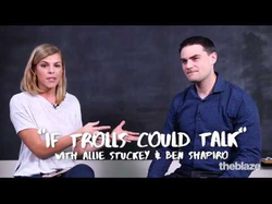 Ben Shapiro & Allie Stuckey Reads Mean Tweets